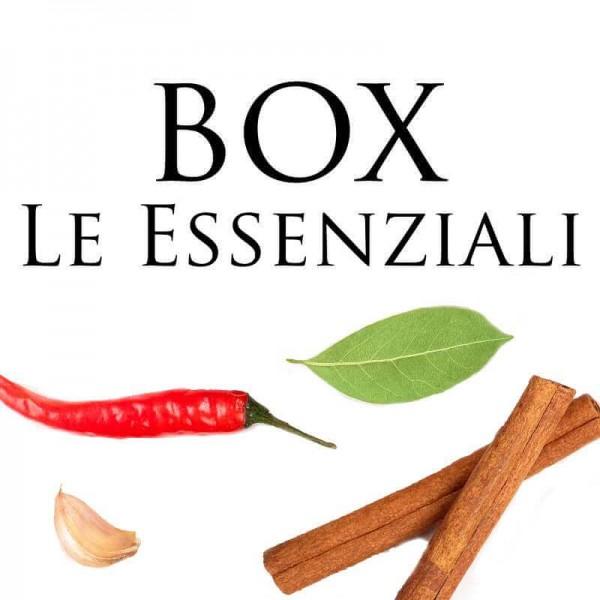 Le spezie Essenziali in Cucina Box