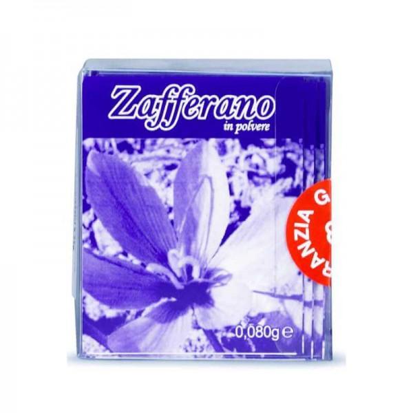 Zafferano in polvere 50 bustine da 0,080g
